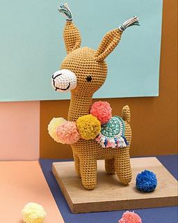 Ravelry: Amigurumi Alpaca pattern by Amy Skinner | 320x256