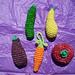 Veggies Set pattern