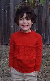 Prince Sammy modeled by Prince Sammy in Size 6