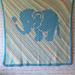 C2C Elephant Baby Blanket pattern