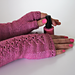 Darn Good & Pretty Fingerless Mittens pattern