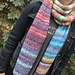 Painted Mist Scarf pattern