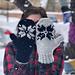 Snow'ver It Mittens pattern