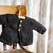 POP! baby cardigan pattern