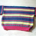 Velvety Striped Pullover pattern