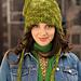 #13 Tasseled Earflap Hat pattern