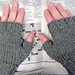 Men's Fingerless Mitts pattern