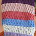 Scrapper's Stripe Afghan pattern