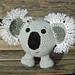 Liam the Koala pattern