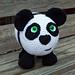 Rollin the Panda pattern