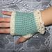 Fingerless Lacy Gloves pattern