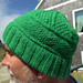 Adrian Block Gansey Hat pattern