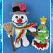 Frosty The Snowman pattern