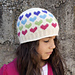 Hearts Abound Beanie pattern