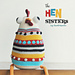 The Hen Sisters pattern