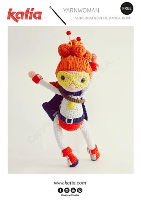 Amigurumi Wolle von Katia | online bestellen | 640x451