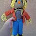 Simon the Scarecrow pattern