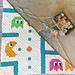PacMan C2C Baby Blanket pattern