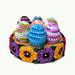Crocheted Easter Eggs (ombre) pattern