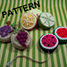 Fruity-licious Tape Measure Covers pattern