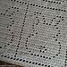 "Nana's ""Bouncing Baby Bunnies"" Blanket pattern"