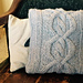 Chunky Knitted Cable Pillow Cover pattern
