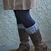 Modern Leg Warmers pattern