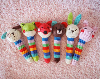 Amigurumi Today - Page 2 of 11 - Free amigurumi patterns and amigurumi  tutorials | 254x320