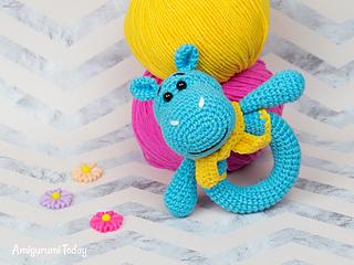 Adorable Crochet Rhinos Free Patterns | 240x320