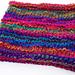 Bazinga Cowl pattern
