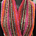 Colorful Cowl pattern