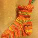 Socklet pattern