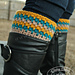 Willow Boot Cuffs pattern