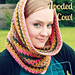 Avery Hooded Cowl pattern