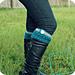 Josephine Boot Cuffs pattern