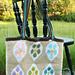 Flora Flower Petals Bags pattern