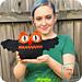 Willa the Owl-bat pattern