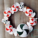 Peppermint Candies Wreath pattern