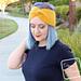 Simple Twist Headband pattern