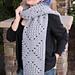 Bridget Bobble Scarf pattern