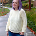 Ainsley Pullover pattern