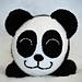 Baby Panda Amigurumi pattern