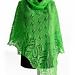 Enki shawl pattern