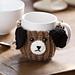 Puppy Hug Mug pattern