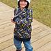 Panda - Monium Earflap Hat pattern