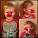 Adjustable Clown Nose pattern