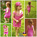 Wings of Spring Empire Dress pattern