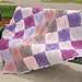 Heart Remembrance Blanket - Small Squares pattern