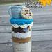 Cookie in a Jar Gift Lid pattern