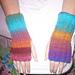 Punky Brewster Wrist Warmers pattern